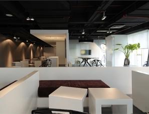 广州谭立予-----星艺广州总部财富广场办公室改造设计