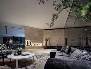 SCD郑树芬设计--深圳D.HOUSE展厅