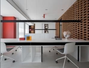 FF空间设计 | FF STUDIO新办公室