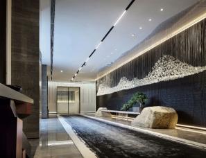 SCD(香港)郑树芬设计--成都·武侯·金茂府售楼处