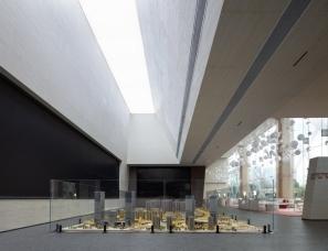 共生形态--长沙奥园·花桥示范区售楼部