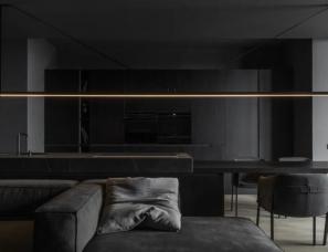 Line architects | 摩尔多瓦kishin公寓