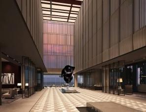 SCDA设计--南京涵碧楼酒店 完整版