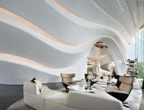 易和设计--银泰都会艺术馆