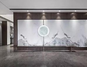 G-ART集艾设计--杭州上坤山语四季售楼处