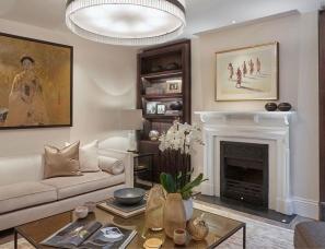 Laura Hammett设计--Marylebone Apartment II