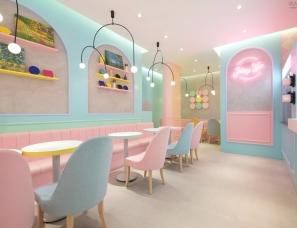 Design Action--马卡龙梦幻色彩,香港HeyYo喜奶酪