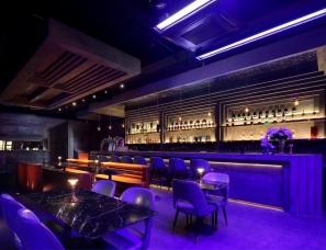 PCD品奕设计--One Trend Lounge Bar.潮向酒廊