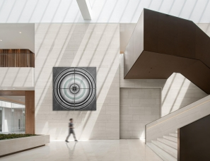 于强室内设计--鹏瑞皓月湾营销中心