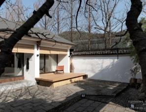 尚舍一屋设计--敦厚山居 100㎡日式小院