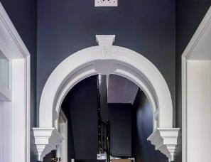 Arent&Pyke设计-- 灰白色优雅住宅