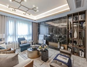 美致家居设计--弘阳诸暨•下叠144户型样板房