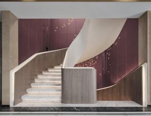 马蹄莲空间设计--南京院子三世同堂独墅
