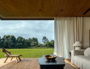 尚壹扬设计--稻田里的房子,郊外的椒园