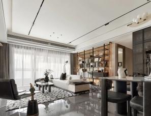 柘壹设计-- 广州中海 · 观雲府130m²住宅