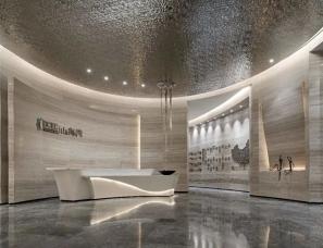 RWD黄志达设计--山海湾营销中心