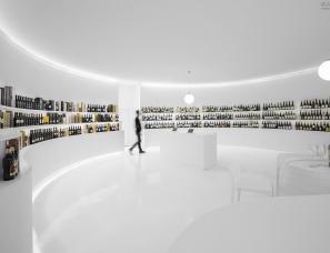 Porto Architects--Portugal Vineyards葡萄酒概念商店