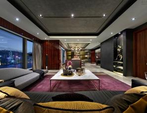 梁志天设计--香港凯誉豪华府邸