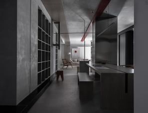 境象设计--置构 展厅翻新