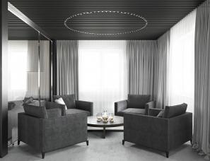U-Style--高级灰品质大平层