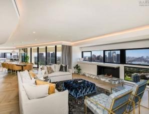 墨尔本Mim Design--Horizon Penthouse