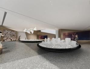 VGC韦高成设计--绿地清水塘滨江科技园营销中心
