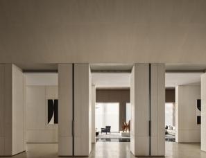 李益中空间设计--哈尔滨中海·云麓营销中心