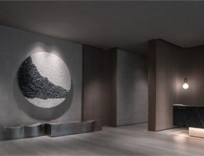 于舍设计--深圳华侨城会展湾南岸广场营销中心