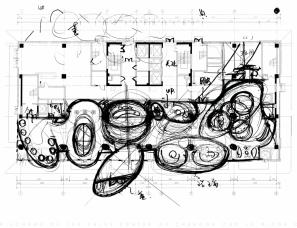 盘石设计--成都建发麓岭营销中心概念方案+深化方案+效果图