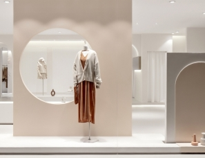 商业空间 X 极简主义,同赴一场优雅的美学体验