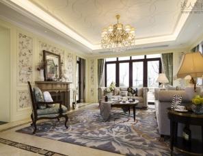 北京中合深美装饰工程设计--绿城莱芜雪野湖桃花源