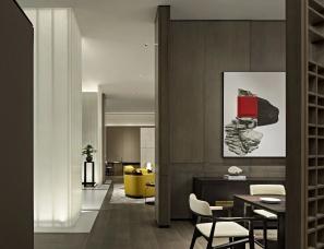 韦高成设计--天璞家具展厅