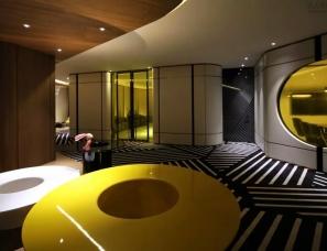 深圳郦波设计--凌云|平安国际金融中心102层