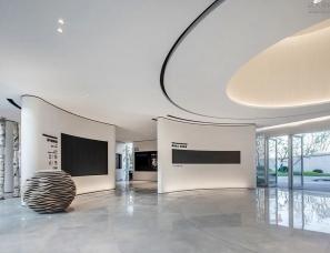 深圳31设计--滨江规划馆售楼处
