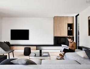 InForm Design--宁静舒适的空间氛围