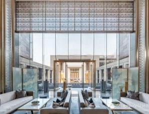 矩阵纵横设计-- 华润置地滨江万象天地销售中心