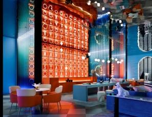 矩阵纵横--珠海中海星筑苑銷售中心