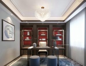 新中式家装设计丨如伊视觉第3期