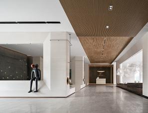 【首发】GND恩嘉设计--大唐中南·紫云印象售楼处+样板间