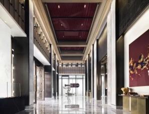 矩阵纵横+布鲁盟设计--常州新城璞樾春秋销售中心