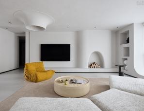 吴丁来设计--宁波伊顿国际私宅