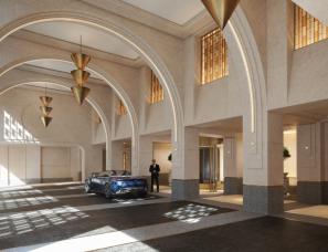 Jean-Louis Deniot--花70亿把客房改成公寓,真正的五星级豪宅