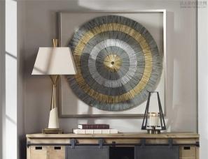 让自己的家更时尚,墙饰装修对家居环境起着什么作用