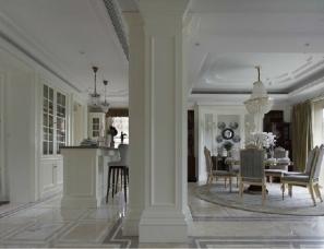 张羽设计--上海九龙仓兰宫260户型样板房