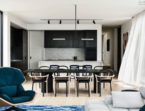 InForm Design--澳大利亚现代家庭住宅