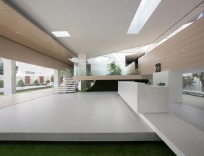 三次圆设计--23度办公楼