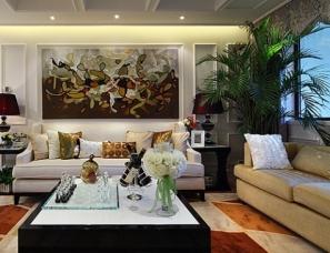 重庆尚辰设计2012作品系列之二  成都凤凰城样板房
