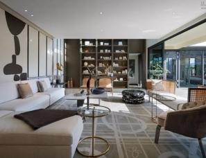 毕路德建筑设计刘红蕾--三亚万科别墅样板房