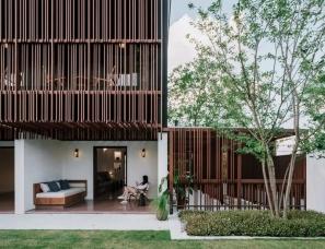 空间里建筑设计--上海崇明岛左盼民宿