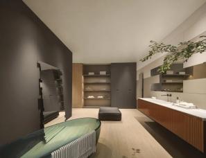 王亚栋设计--广州建博会图森PUCCINI 2021展厅